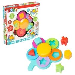 Dede toys - Eğitici Oyuncak Papatya Bul-Tak 22 Parça