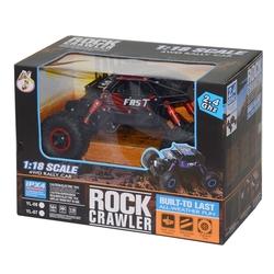 Gepet Toys - 1:18 Rock Crawler 4x4 Uzaktan Kumandalı Rock Climber Usb Şarjlı