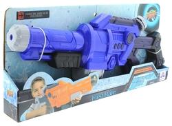MEGA - 55 cm Pompalı Mavi Su Tabancası