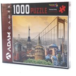 Adam Games - Adam Games Puzzle 1000 Parça İstanbul Kolaj