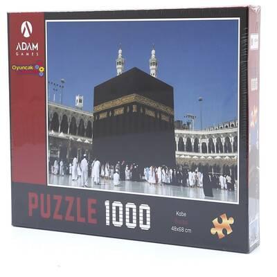 Adam Games Puzzle 1000 Parça Kabe