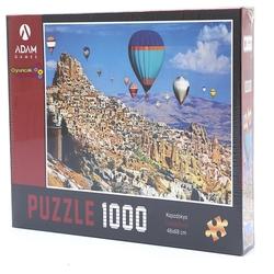 Adam Games - Adam Games Puzzle 1000 Parça Kapadokya