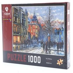 Adam Games - Adam Games Puzzle 1000 Parça Kış Tablosu