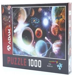 Adam Games - Adam Games Puzzle 1000 Parça Uzay