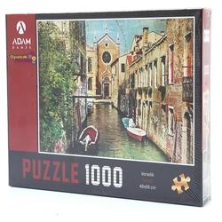 Adam Games - Adam Games Puzzle 1000 Parça Venedik