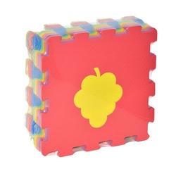 Fabrika-Akar - Akar Eco Eva Puzzle Oyun Karosu Oyun Matı Meyva Sebzeler 33x33 Cm 10 mm