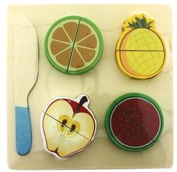 MEGA - Akşap Kesilebilir Meyveler Elma Karpuz ananas Mandalina