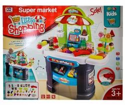 MEGA - Aksesuarlı Süpermarket Seti