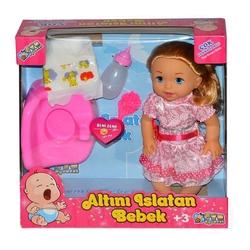 Can Oyuncak - Altını Islatan Oyuncak Bebek Türkçe Konuşur Çok Foksiyonlu