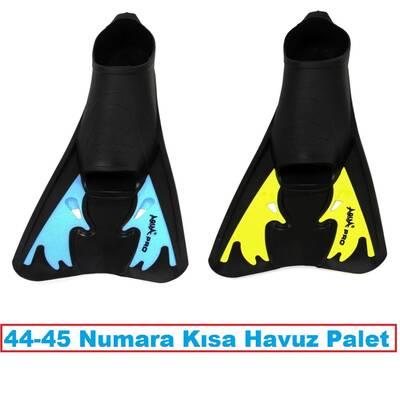 Aqua Pro Kısa Havuz Deniz Palet 44/45