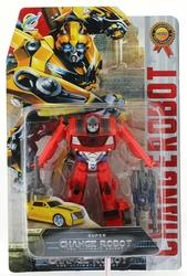 MEGA - Araca Dönüşen Kırmızı Süper Robot