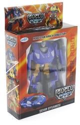 MEGA - Araca Dönüşen Mavi Güçlü Robot