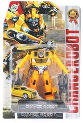 MEGA - Araca Dönüşen Sarı Süper Robot