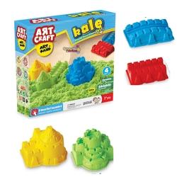 Art Craft - Art Craft Kale Kinetik Kum Seti Kurumayan Kum 500 gr 03610