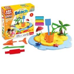 Art Craft - Art Craft Plaj Seti Oyun Hamuru 150 gr 03577
