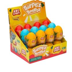 Dede toys - Art Craft Sürpriz Yumurta Küçük