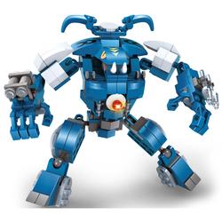 AUSINI - Ausini 232 Parça Mavi Robot