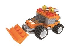 AUSINI - Ausini Assembling Master 3 in 1 66 Parça Traktörler