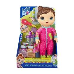 Baby Alive - Baby Alive Bebeğim Hasta Oldu Kumral Hasbro-E6942