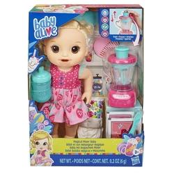 Baby Alive - Baby Alive Bebeğim ve Sihirli Mikseri Hasbro-E6943