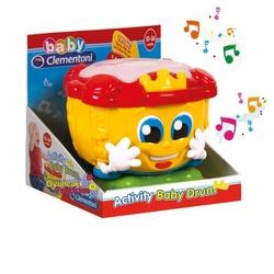 Clementoni - Baby Clementoni İnteraktif Aktivite Davulu