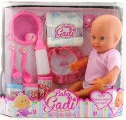 MEGA - Baby Gadi Çiş Yapan Kız Bebek Cxy074426