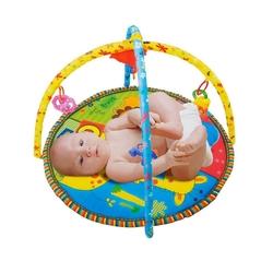 Birlik Oyuncak - Babycim Bebek Oyun Halısı Oyun Minderi 651-YY