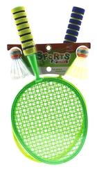 MEGA - Badminton Plastik Raket Seti
