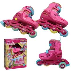 Barbie - Barbie Ayarlanabilir Alıştırma Pateni 26-29 Numara