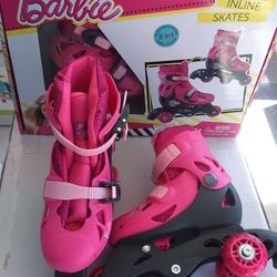 Barbie - Barbie Ayarlanabilir Tekerlekli Paten 29-32