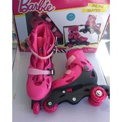 Barbie - Barbie Ayarlanabilir Tekerlekli Paten 33-36