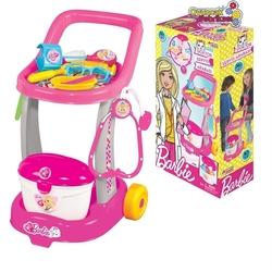 Dede toys - Barbie Doktor Servis Arabası