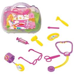 Dede toys - Barbie Doktor Seti Çantalı Kilitli