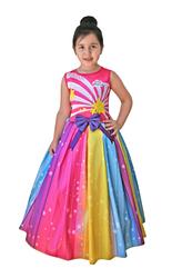 BARBİE - Barbie Dreamtopia Kostüm ( 4-6 )