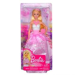 Barbie - Barbie Gelinlikli Bebek
