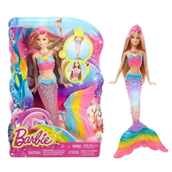 Barbie - Barbie Işıltılı Gökkuşağı Denizkızı Dhc40