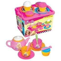Dede toys - Barbie Kap Kek Çay Seti