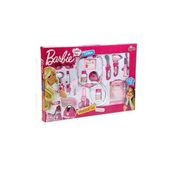 Barbie - Barbie Kutulu 14 Parça Büyük Doktor Seti
