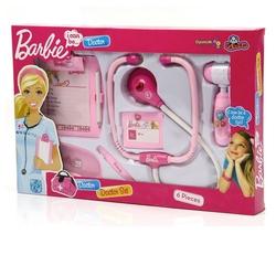 Vardem Oyuncak - Barbie Oyuncak Doktor Seti Sesli Işıklı 6 Parça