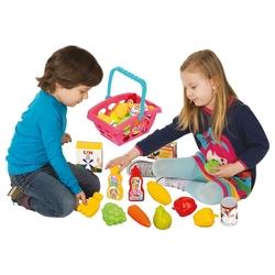 Dede Toys - Barbie Oyuncak Market Sepeti Küçük Boy