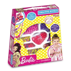 Dede Toys - Barbie Oyuncak Takı Seti Büyük El Çantalı