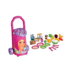 Barbie Pazar Arabası 25 Parça - Thumbnail