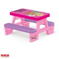 Dolu Oyuncak Fabrikasi - Barbie Piknik Masası Dolu-1608