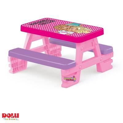 Barbie Piknik Masası Dolu-1608