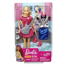 Barbie - Barbie Rockstar /Barbie Ben Büyüyünce Mattel-GDJ34