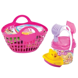 Dede toys - Barbie Sepetli Plaj Set