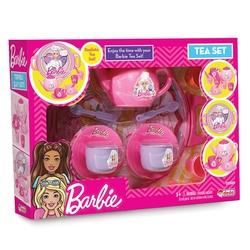 Dede Toys - Barbie Tepsili Çay Seti Orjinal