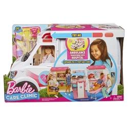 Barbie - Barbienin Ambulansı /Barbie Ben Büyüyünce Mattel-FRM19