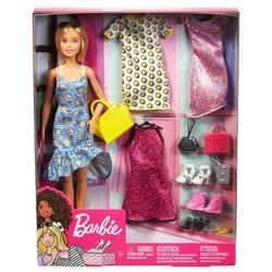 Barbie - Barbienin Kıyafet Kombinleri Oyun Seti Mattel-GDJ40