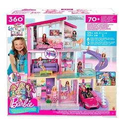 Barbie - Barbie'nin Oyuncak Rüya Evi Barbienin Hayatı (FHY73)